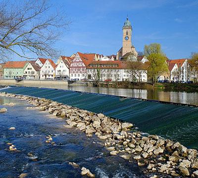 Öffentlichkeitsarbeit im Raum Reutlingen bis Stuttgart