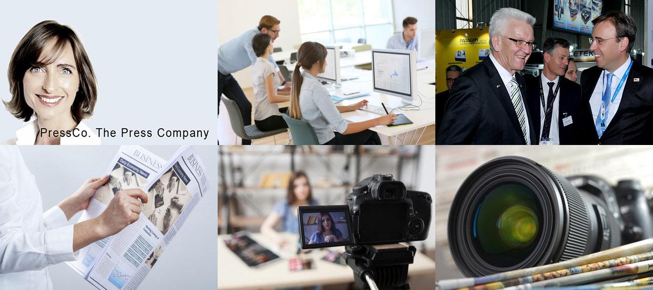 PR Agentur für Startups und den Maschinenbau