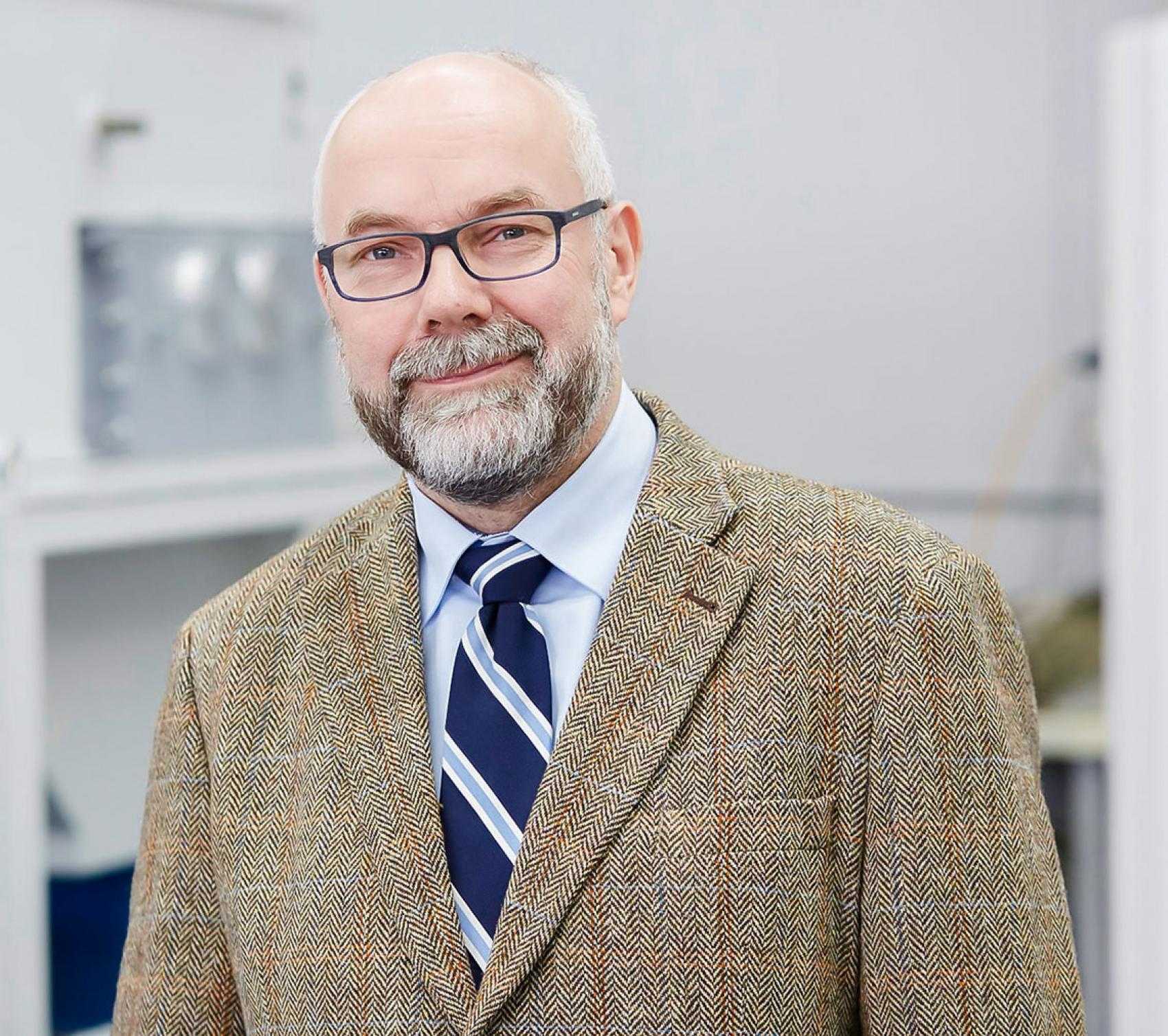 Portraitfoto Dr.-Ing. Thomas Bruchhaus
