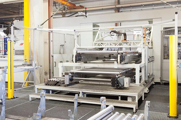 Arbeitsmaschinen